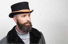 Шляпа GOORIN BROTHERS арт. 100-9768 (черный / золотой)